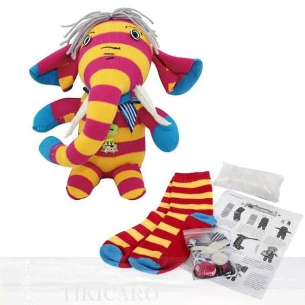 Fabuleux Doudous chaussettes - Tikicaro VX47